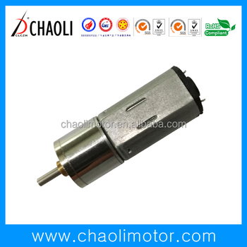 Spur Gearbox Motor CL-G8-FFK10 For digital product camera