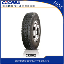 COCREA&ALLROUND&BEFRIEND Cheap Truck tyre 13R22.5