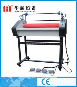 New pneumatic used laminating machine