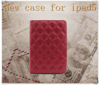 Wallet leather case for ipad5 cover for ipad case for ipad3 new product made in china