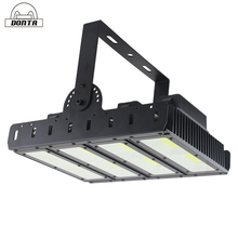 High power outdoor ip65 bridgelux COB 200w led flood light