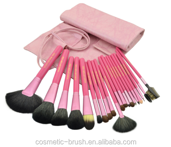 Premium Synthetic Kabuki Makeup Brush Set Cosmetics Foundation Blending Blush Eyeliner Face Powder Brush Makeup Brush Kit