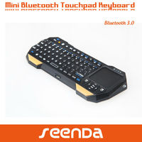 New UK Standard Mini 2.4G Wireless Keyboard With Touchpad for Windows&Google TV Box