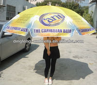 carib beach umbrella made in china