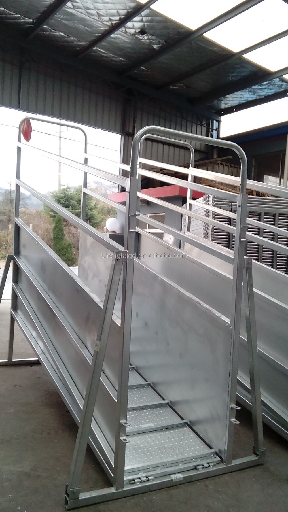 Cattle Ramps Livestock Ramps