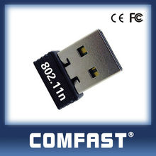 Comfast cf-wu710n wireless usb adaptador lan 150 mbps <span class=keywords><strong>wifi</strong></span> dongle usb <span class=keywords><strong>tarjeta</strong></span> lan inalámbrica