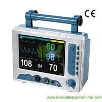 Multiparameter patient monitor |Multiparameter portable patient monitor - MSLMP02