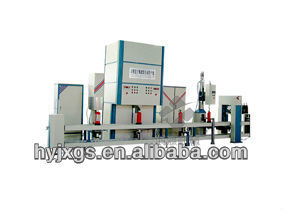 High Precision Dry Powder Automatic Filling Product Line