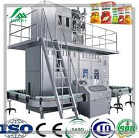 aseptic liquid carton box juice packaging machinery machine