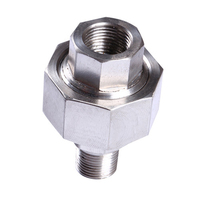 gi pipe fittings frist hex union