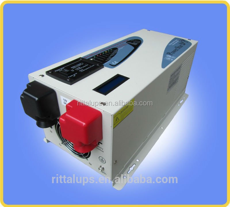 12v 220v solar power high efficiency inverter 15kw