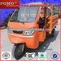 2014 South America Heavy Load Powerful 250cc Cargo Tricycle