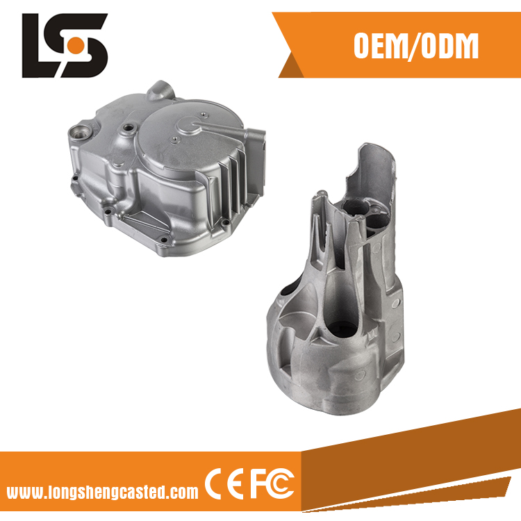 die casting parts aluminum die casting 2016 high quality motorcycle tuning parts in china market