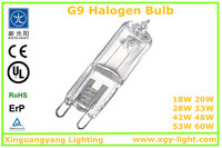 save energy dimmable g9 halogen bulb,halogen lamps class c