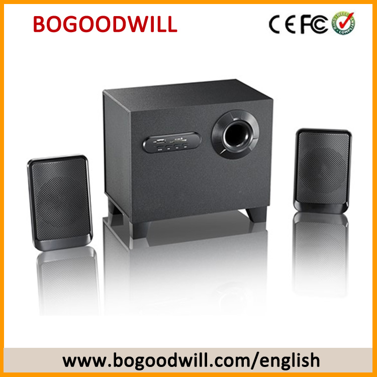 China Speaker 2.1 Bluetooh Speaker , Bluetooh Speaker 2.1 channel , Mini Speaker Sound Performance 2.1 Multimedia