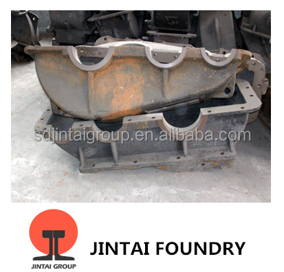 OEM Grey/Nodular Iron Casting for Machine Tools