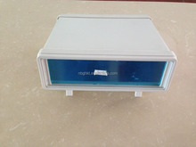 OEM metal aluminium electric enclosure/aluminium extruded enclosure