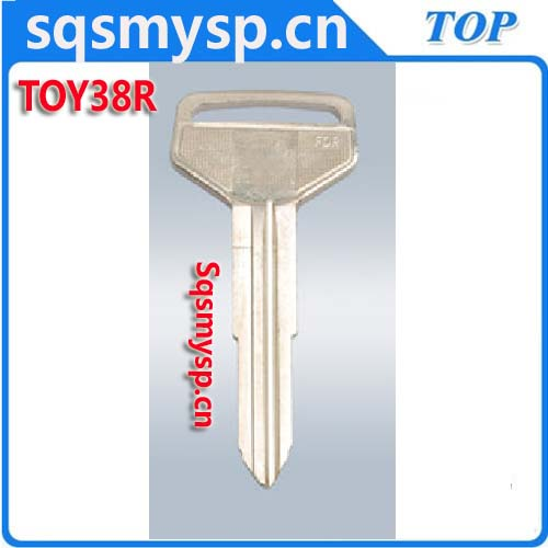 F187 Cheap Brass steel classic car key blanks Toy38R manufacturers Xianpai