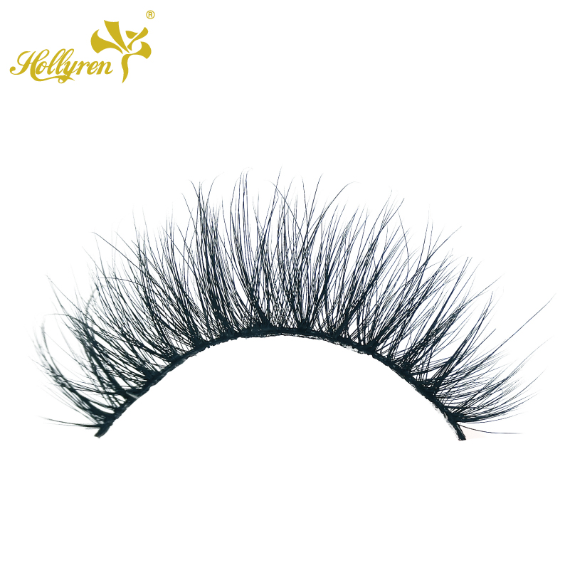Hollyren Sambe Lash Wholesale Private Label 3D Faux Mink Eyelashes