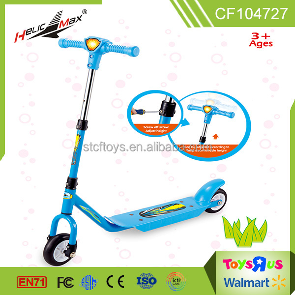 shantou wholesale child product ride on car kids electric car scooter two wheels