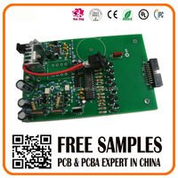 pcba main board manufacturer providing one stop electronic contract service to assemble components on pwb board