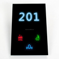 Electronic Touch Screen LED Door bell Signs