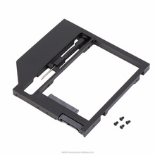 2.5 inch 9mm second hdd caddy with screwdriver for laptop PC
