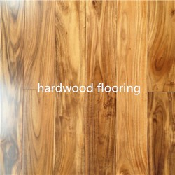 "Clear Grade 5""x3/4"" Solid Robinia Wood Flooring"