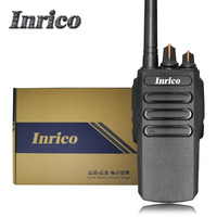 Military quality Inrico IP168S VHF UHF 3-8km calling distance 16 Channel Analogue handy radio transceiver