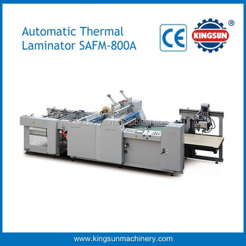 automatic thermal laminator 800A
