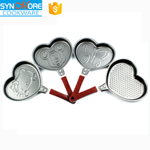 Hot Sales Happy Call Double Pan Grill Fry Pan
