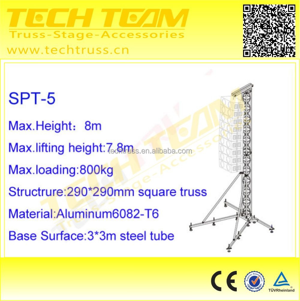 Array Line Truss System Lifting Truss Tower Buy Truss