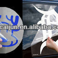Customized Recycle Transfer Car Sticker Plotter