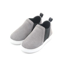 Handmade hard sole young fashion children boys shoes