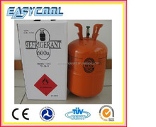 r-600a Freezer gas r600a refrigerant 120g/can, high pressure can packaging r600a