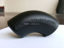 ISO3419 30~180 degree a234 carbon steel elbow
