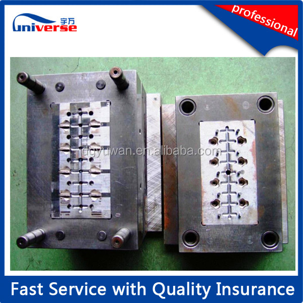 Precision Plastic Injection Mould Supplies, Design Plastic Frame Injection Molding