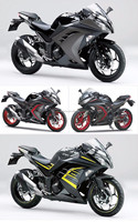 alibaba hot sale 125/250/350cc GT sport street bike 125cc motorcycle