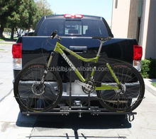 "2 Bike Bicycle 2"" New Hitch Mount Carrier Platform Rack Car Truck SUV"