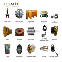 CE China ZL50GN wheel loader spare parts for construction machinery