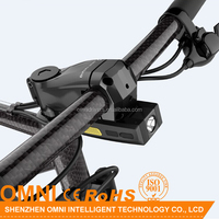 New designed Omni Hidden GPS tracker cycle for mountain bicycle