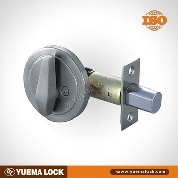 D103-SS single side Deadbolt