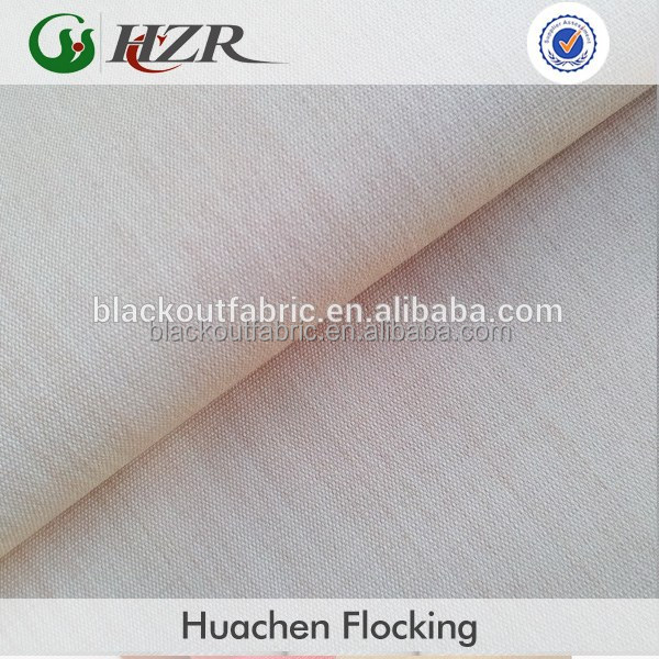 4 passes PA coating blackout fabric energy saving curtain fabric sell in stock