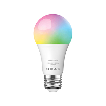 SESOO WiFi bulb RGB works with Amazon Alexa Home automation Wireless SL-7W/10W wifi RGB LED smart bulb