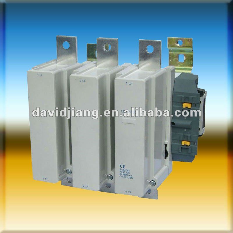 AE SERIES LC1-F630A+ AC CONTACTOR, CONTROL, RELAYS, ACCESSORIES