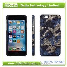 MEN personalized print camo case for iphone 5 5s 5c 5se for tablet