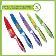 Variety Food Pattern Useage Stainless Steel Utility Knives