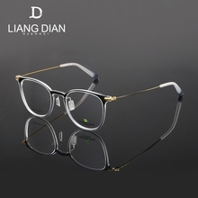 2018 hot sale high quality fashion gentleman eyewear myopia glasses