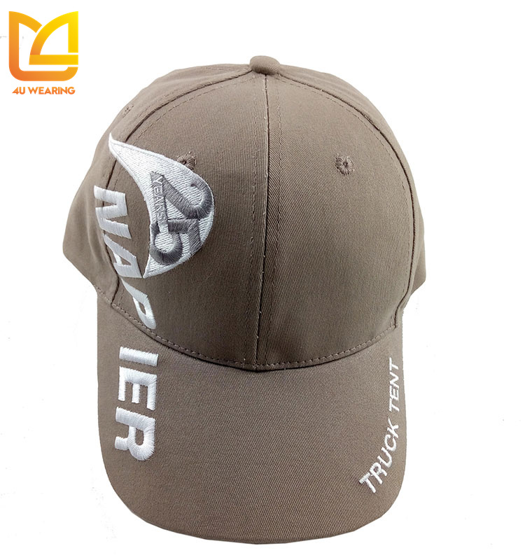 Top quality embroidery hip hop running wide brim hat men