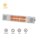 1500W infrared bluetooth heater with speakers and background light